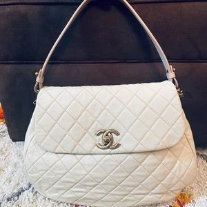Vintage Chanel Caviar Shoulder Bag
